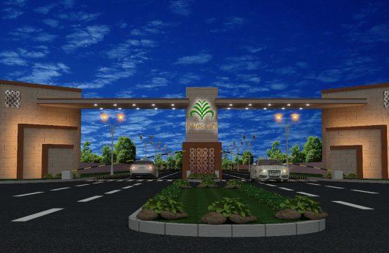 5 Marla Residential Plot For Sale In Palm City Gwadar On 4 Years Installment Plan