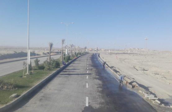 Residential Plots in Gwadr Golf City on easy installments
