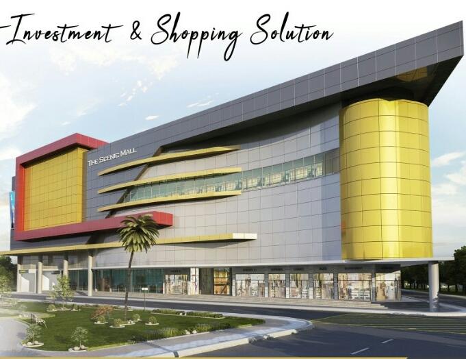 scenic mall mega shopping mall sukkur