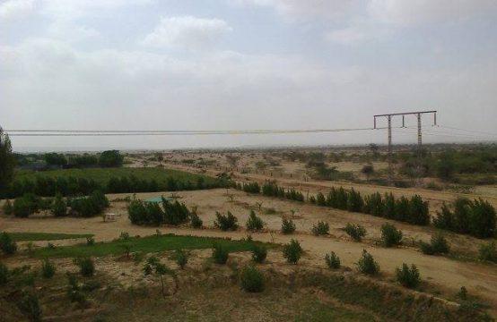 Farm Houses plots Land on installment near BAHRIA Super Highway