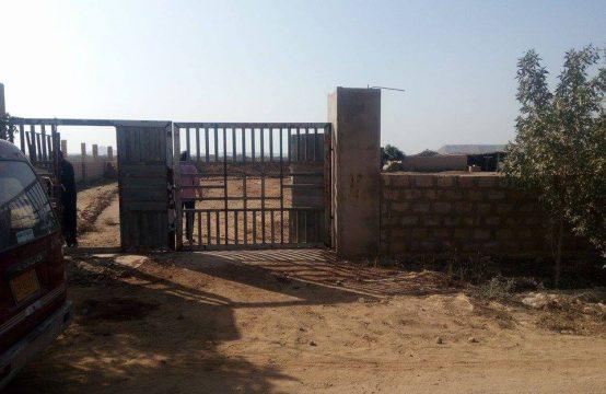 Farm Houses Land on installments near BTK