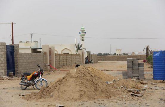PLOTS & LAND : Farm Houses on installments on main Super Highway Karachi