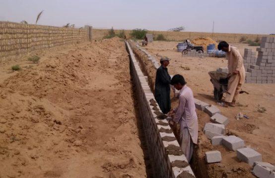 Farm Houses Plots Land on installments near ASF DHA Bahria and Naval Anchorage Karachi