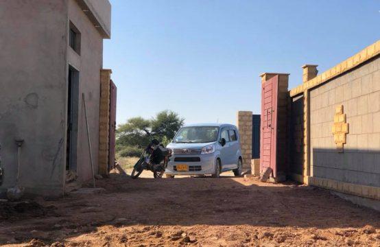 Farm House Plots Land on installments near Super Highway Hills