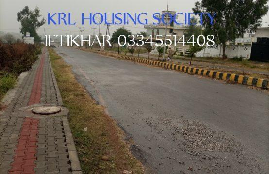 Krl housing society Rawat Islamabad 10 marla plot