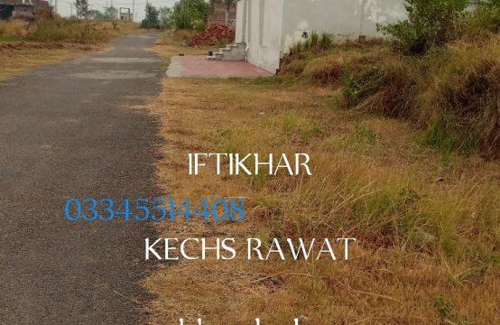 5 marla plot Krl housing society Rawat Islamabad kechs