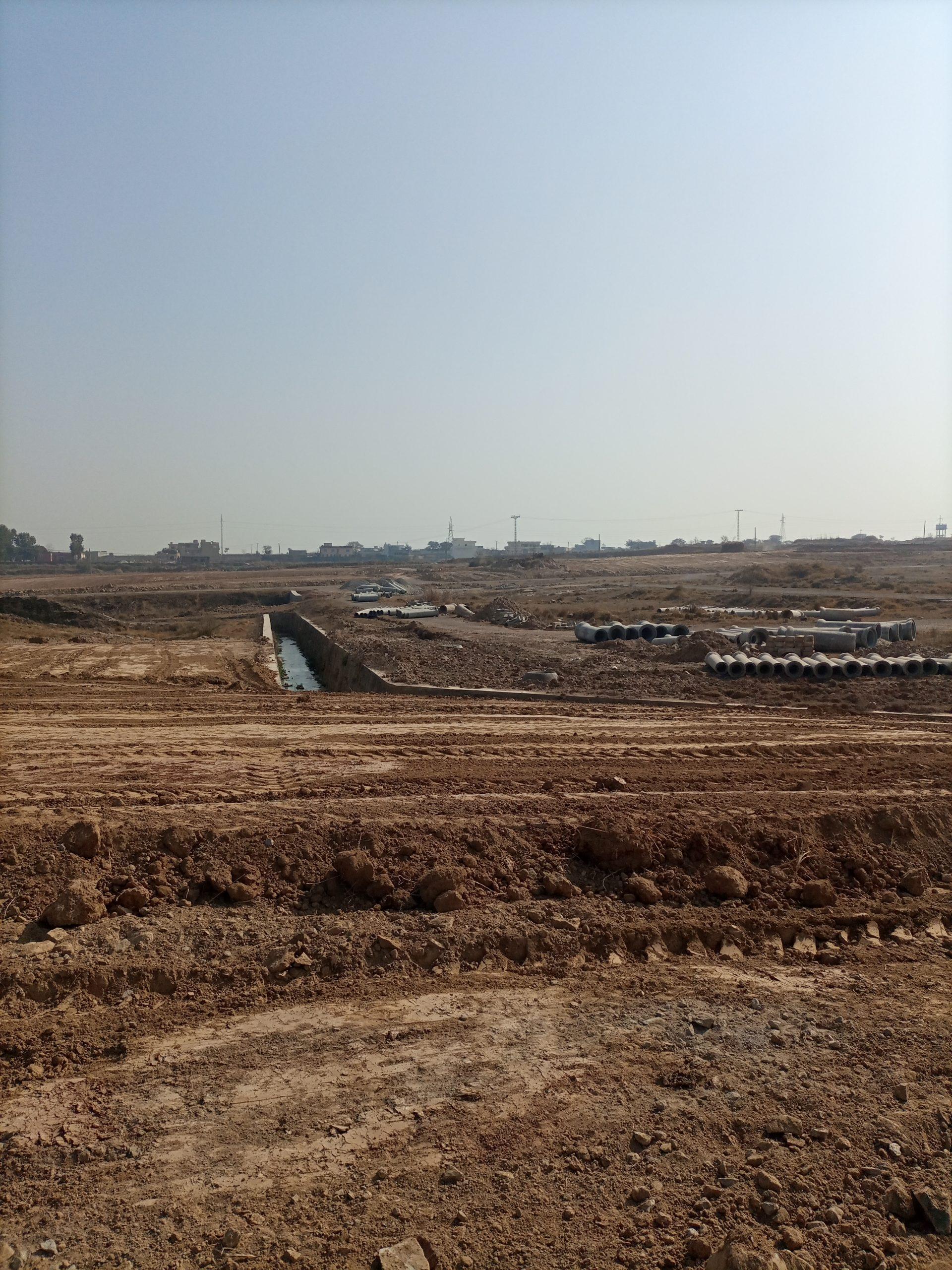 Krl housing society Rawat Islamabad 5 marla plot